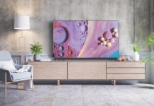 TCL 4K QLED Gift giving