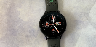 samsung , golf, galaxy, watch active 2, review