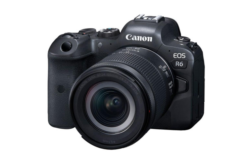 canon eos r6, vlogging, dslr, camera, video