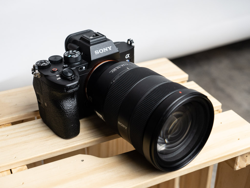 A photo of the Sony A7S III