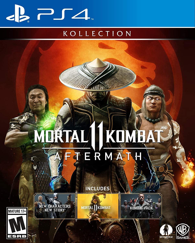 Spooktacular Gaming Mortal Kombat