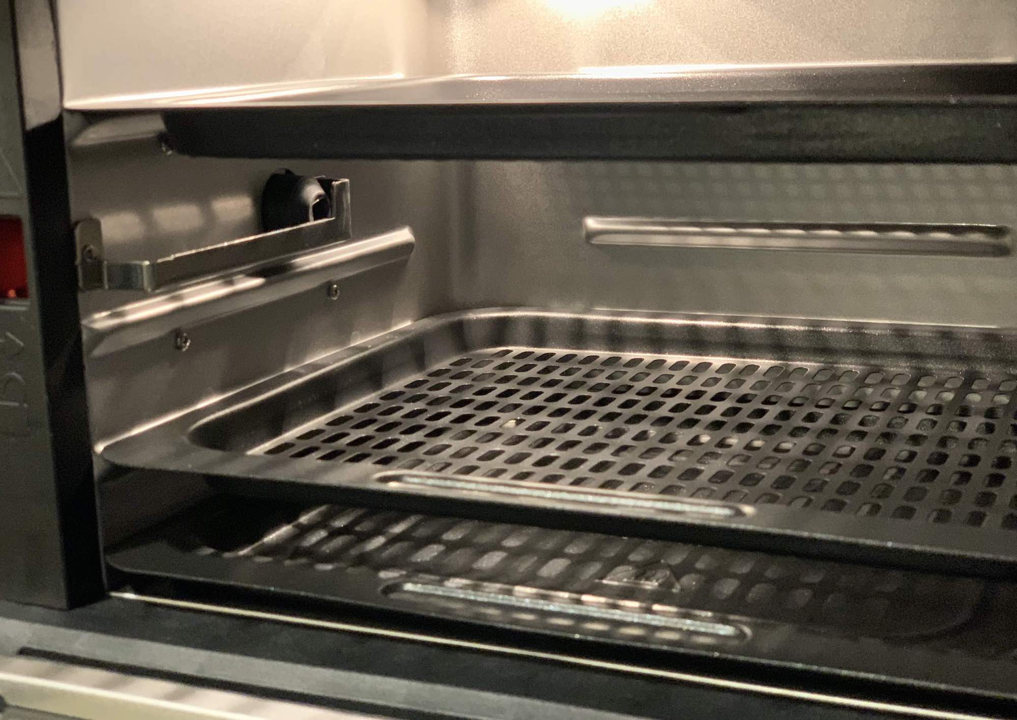 Three level oven rack Insignia Air Fryer