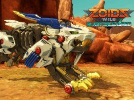 Zoids Wild Banner