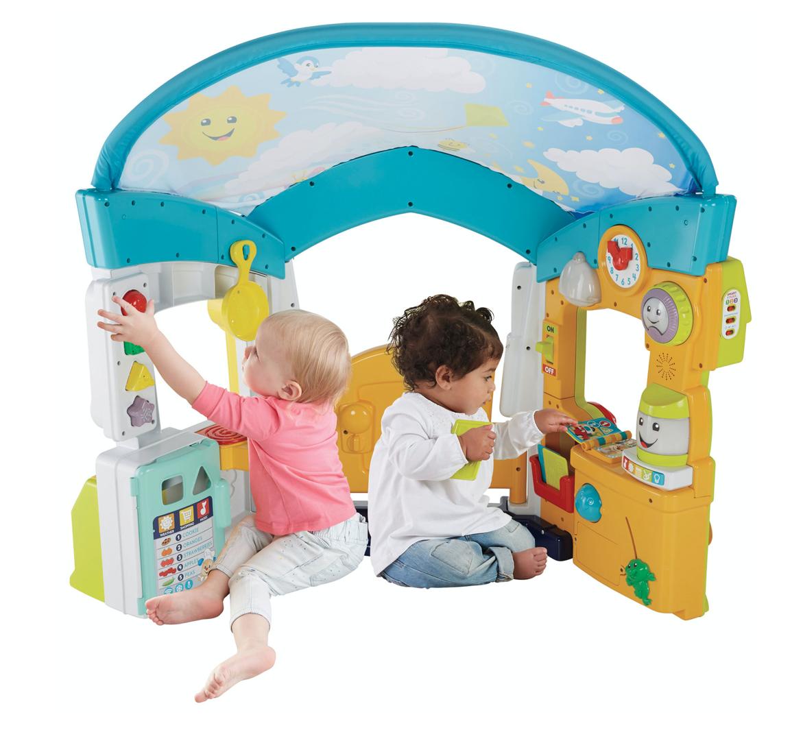 Fisher Price Laugh and Learn Smart Home
