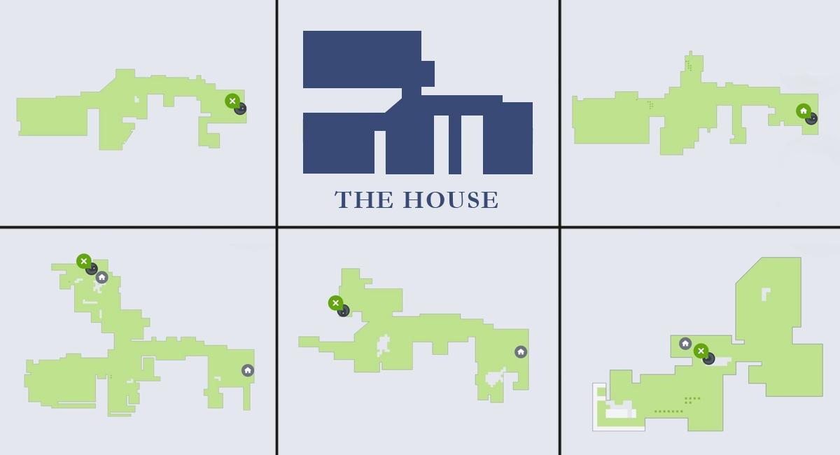 iRobot-maps