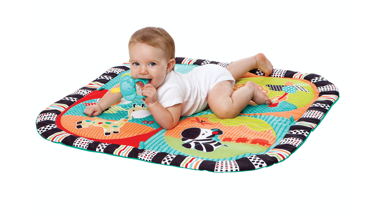 Bright Stars Learning Mat - babies and toddlers