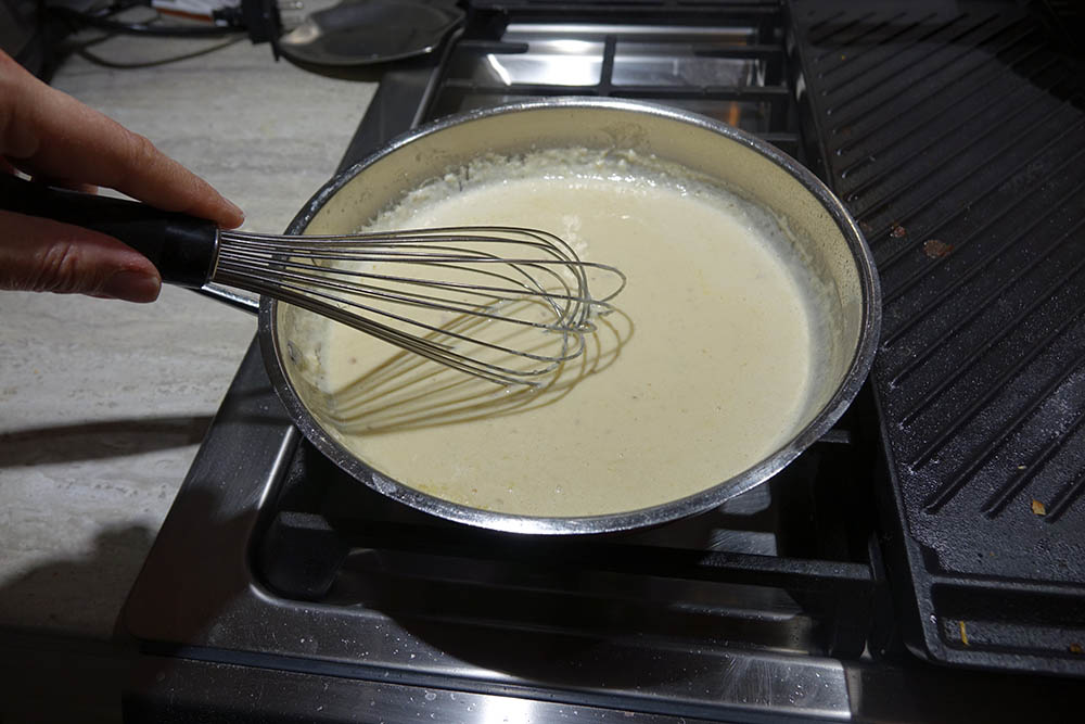 Pasta Sauce step 2