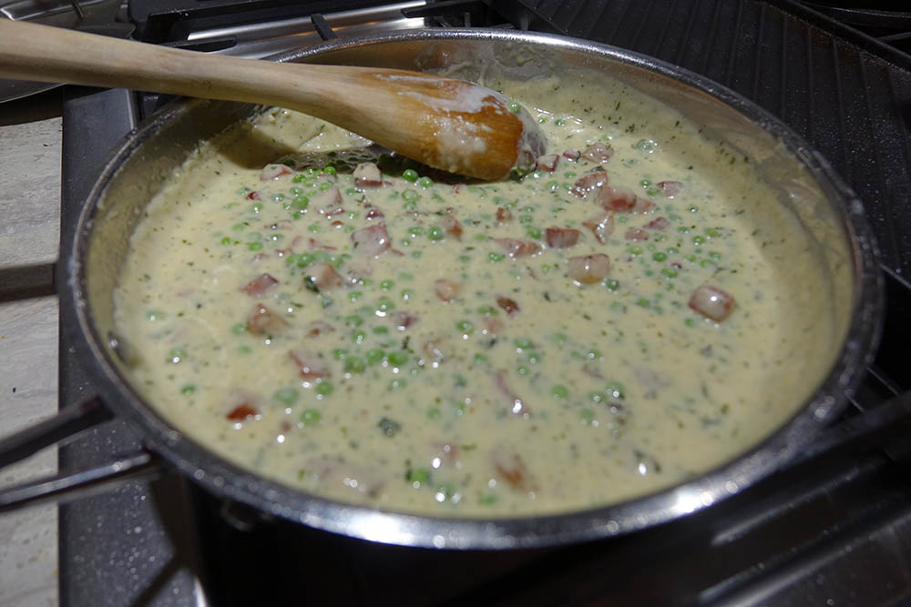 Pasta Sauce step 3
