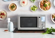 Breville the smoothwave microwave holiday 2020