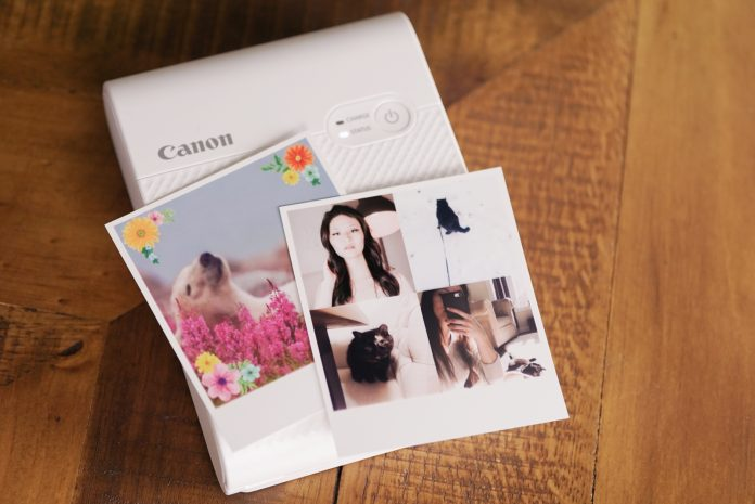Canon Selphy QX10 review 5