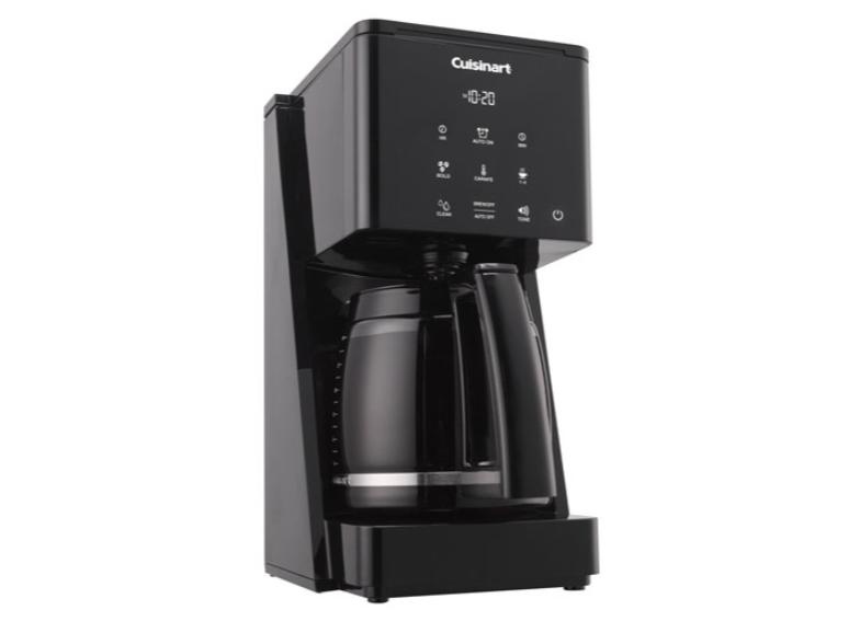 The Cuisinart Touchscreen Programmable Coffee Maker