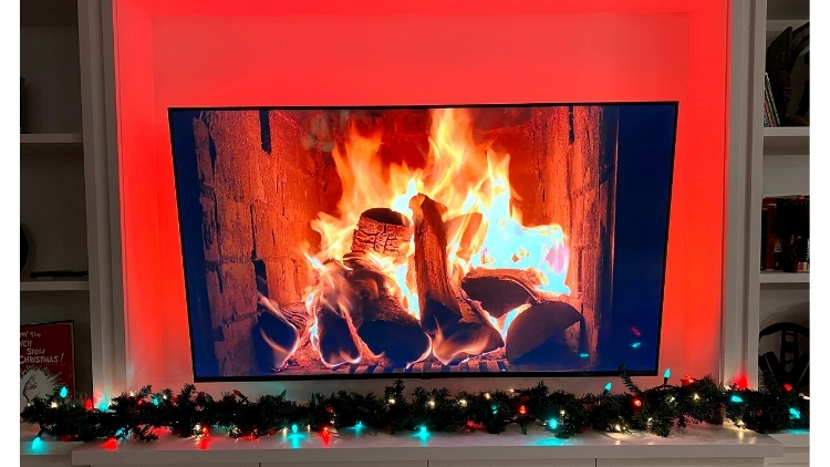 Hue Fireplace