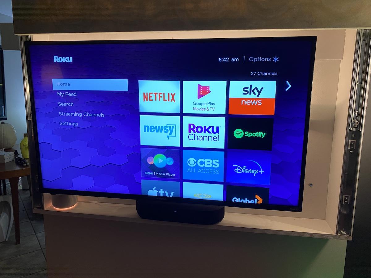 Roku Streambar, review, sound bar, audio, streaming