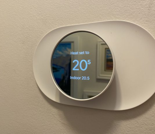 nest thermostat, review