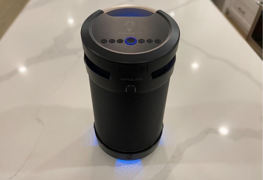Imgagets Waveblstr Bluetooth Karaoke Speaker Review BANNER