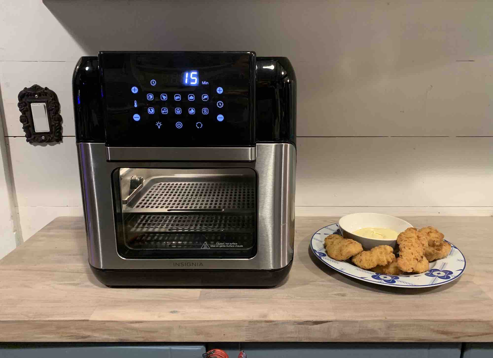Insignia Air Fry Review