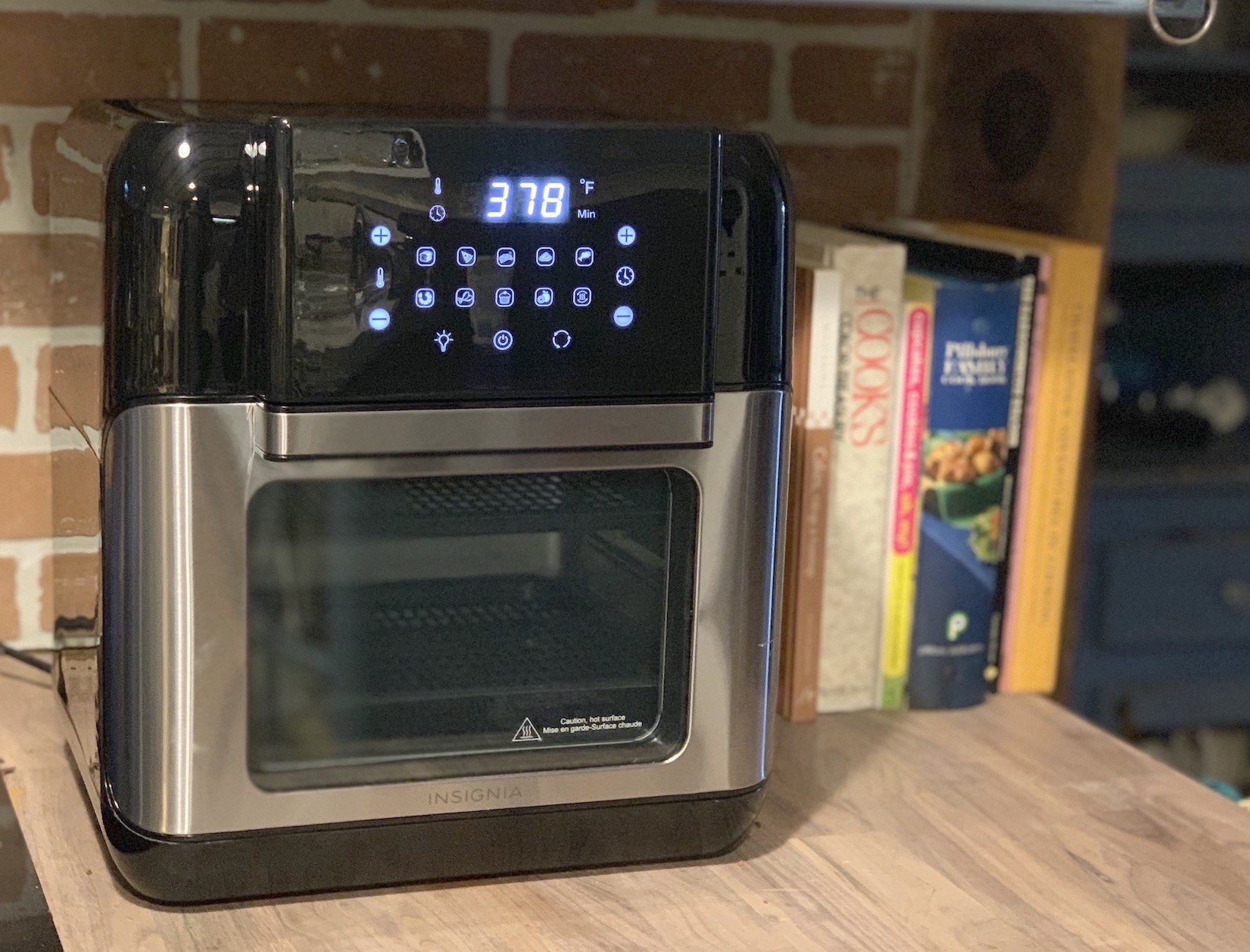 Insignia Air Fryer review