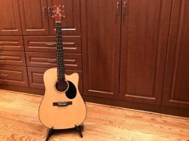 Jasmine JD36-CE acoustic guitar