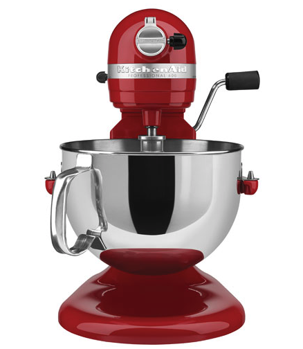 KitchenAid Professional 600 Lift-Bowl Stand Mixer - 6Qt