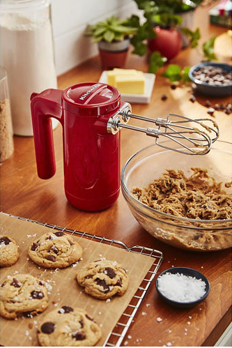 Kitchenaid cordless mixer for the holidays