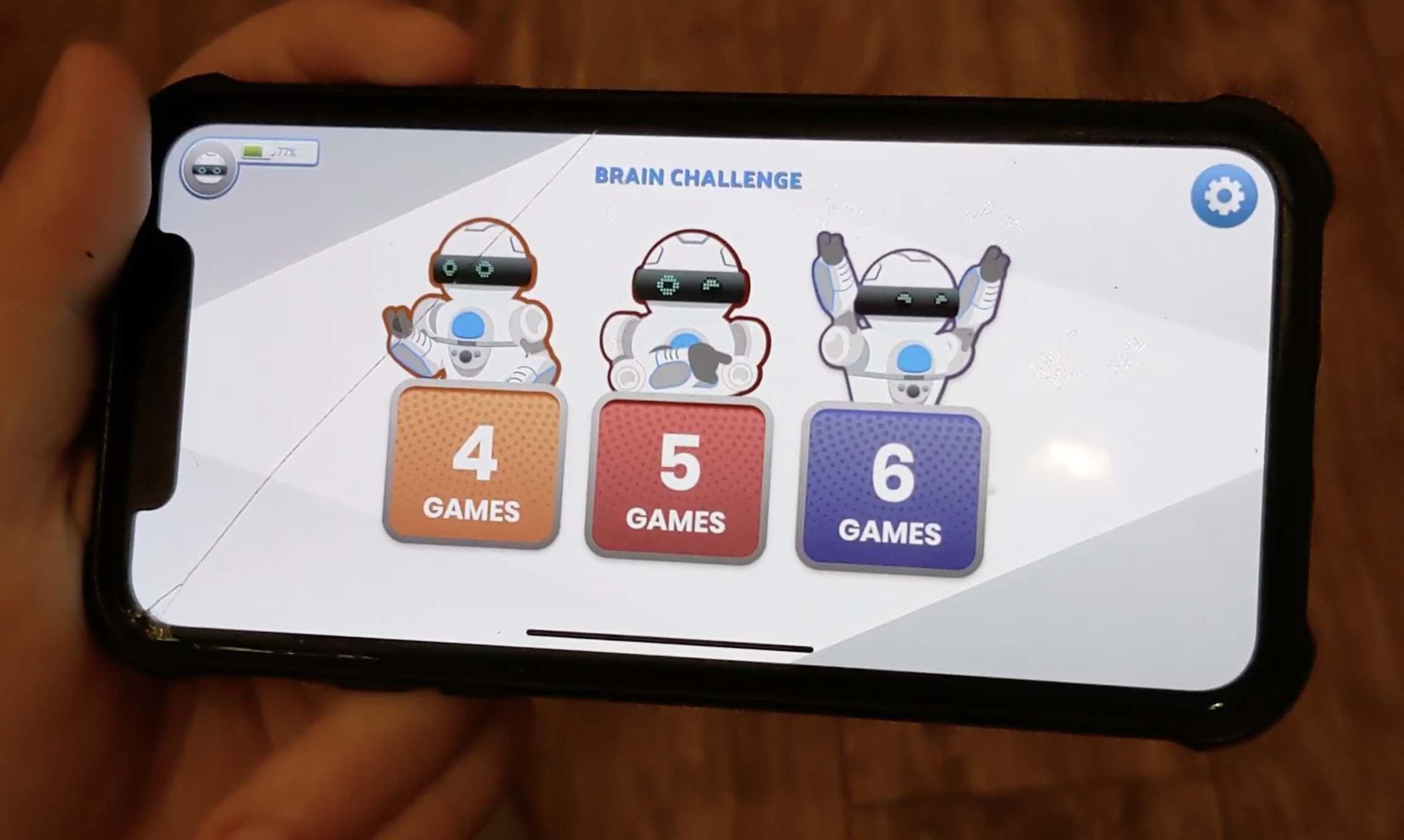 MiP Brain Train Games