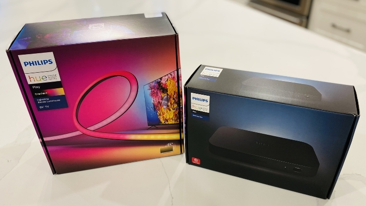 Philips Hue Gradient and HDMI Sync