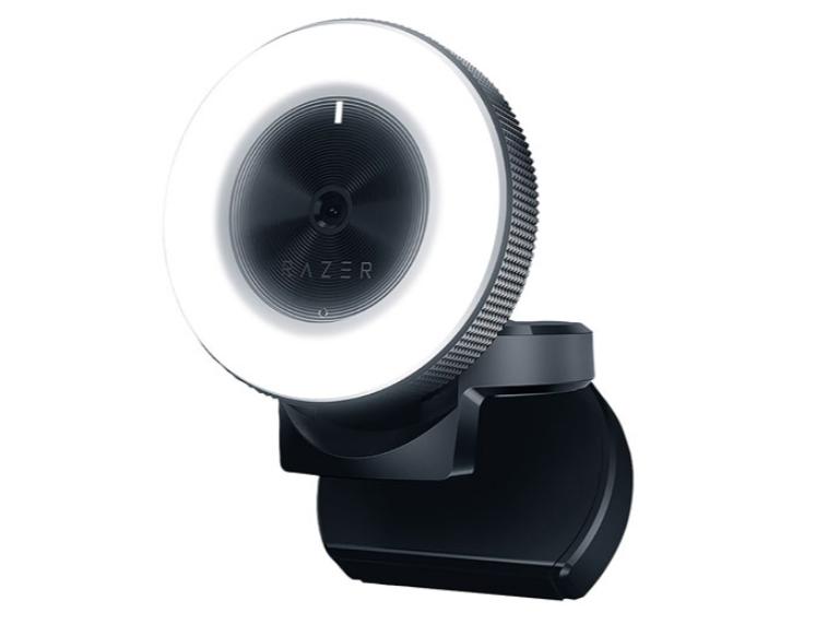 The Razer Kiyo Ring Light 1080p HD Webcam