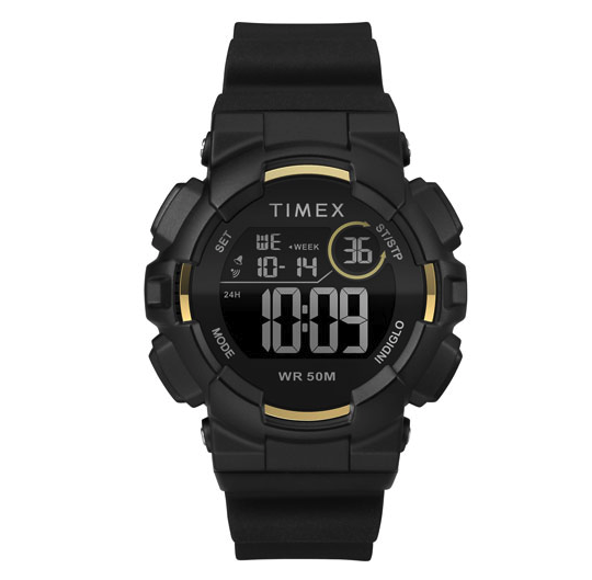 Timex Mako digital watch