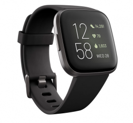 Fitbit Versa with Amazon Alexa & Heart Rate Tracking