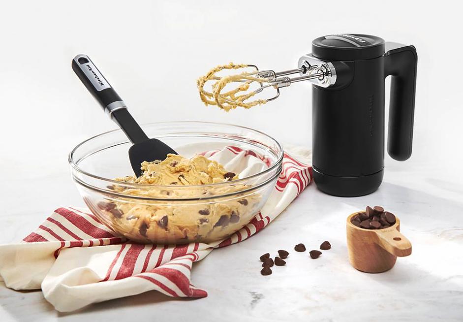 KitchenAid cordless hand mixer