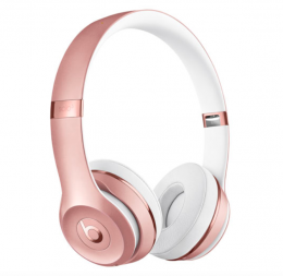 Beats by Dr. Dre Solo3 Icon On-Ear Sound Isolating Bluetooth Headphones