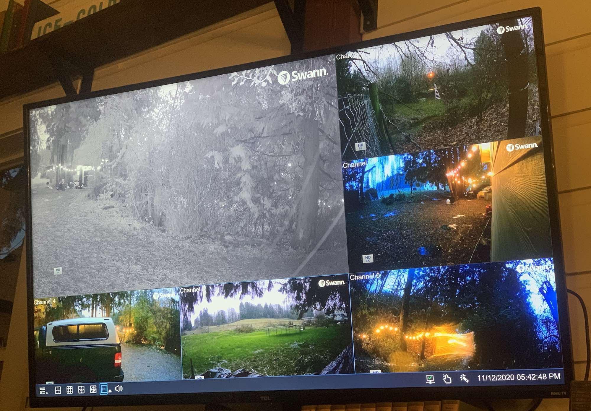 Swann Enforcer 4K DVR Security System Review