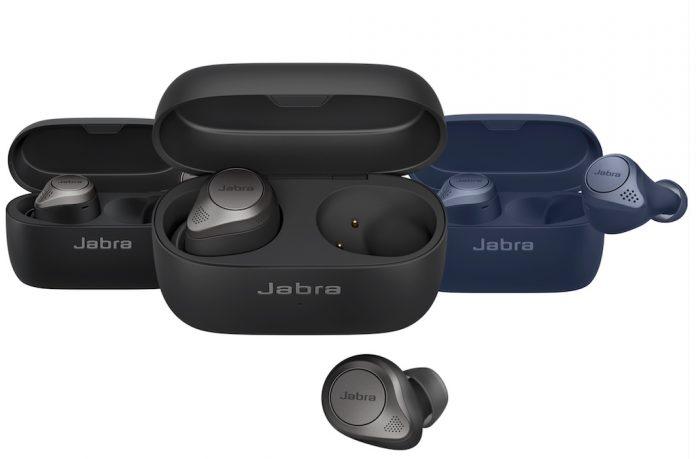Jabra Elite 85t earbud difference