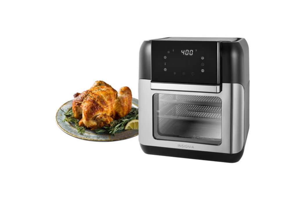 air fryer oven insignia