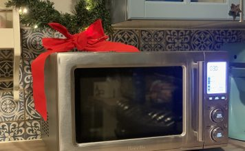 amazing microwaves to give for the holidays