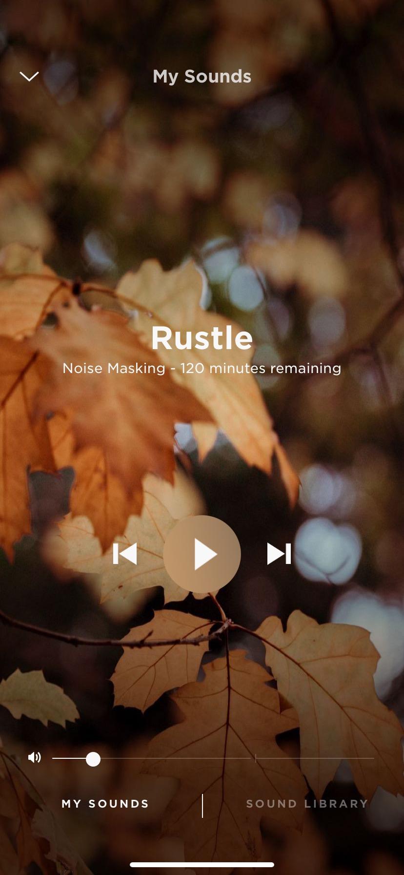 Bose Sleepbuds II sounds 1