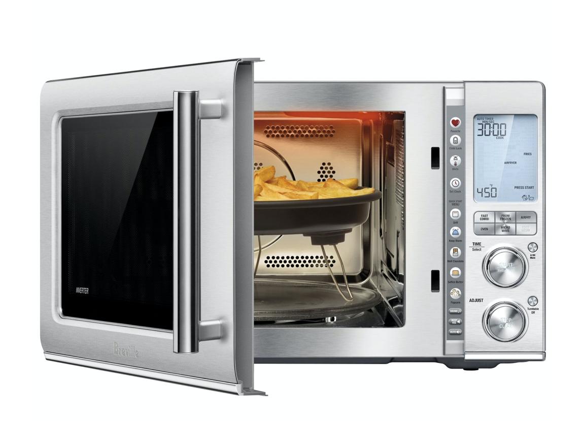 Breville Microwave Air Fryer