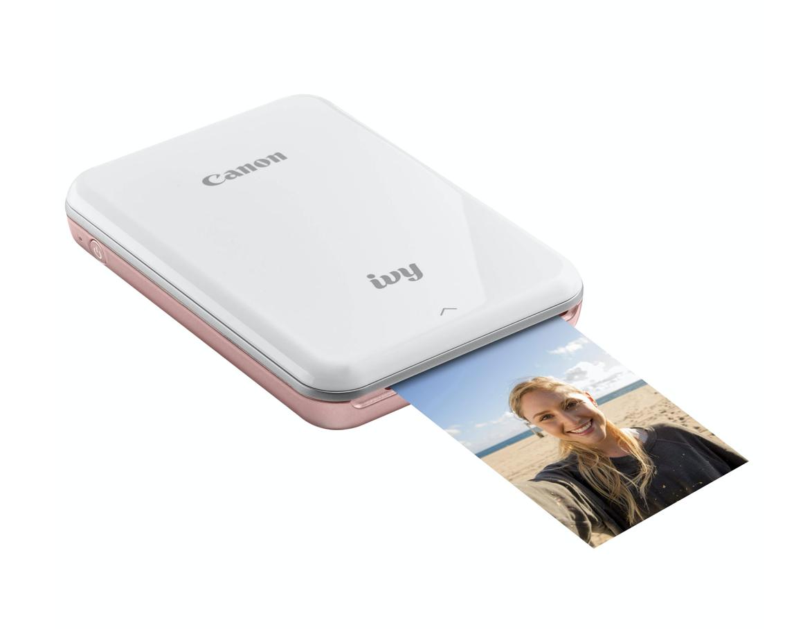 canon ivy mini wireless photo printer