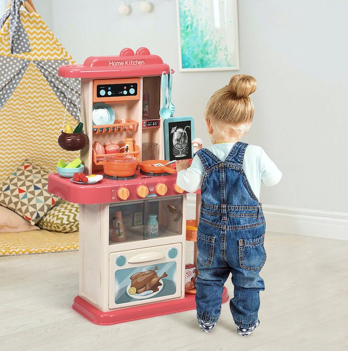 Play Kitchen Toddler