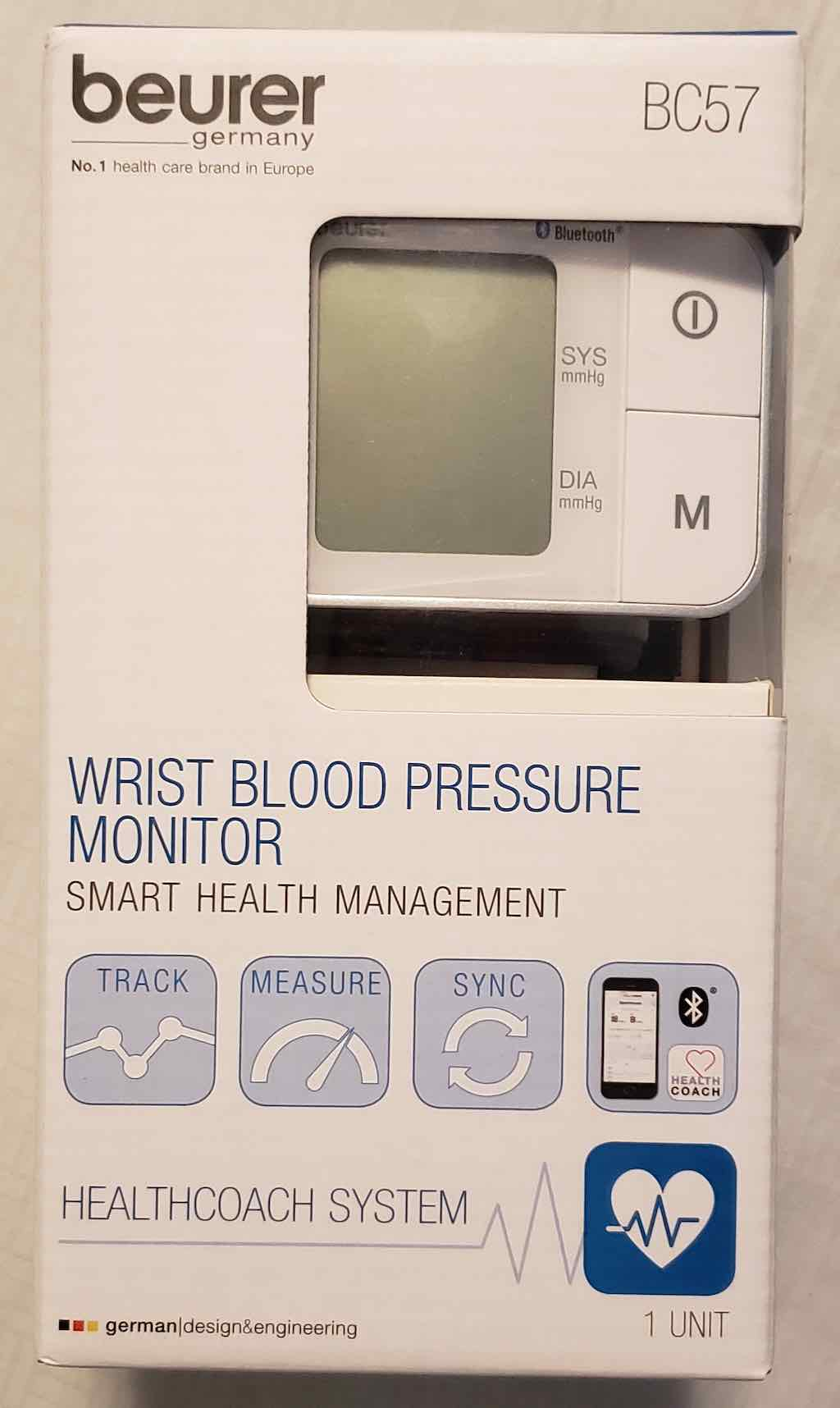 Beurer Arm Blood Pressure Monitor