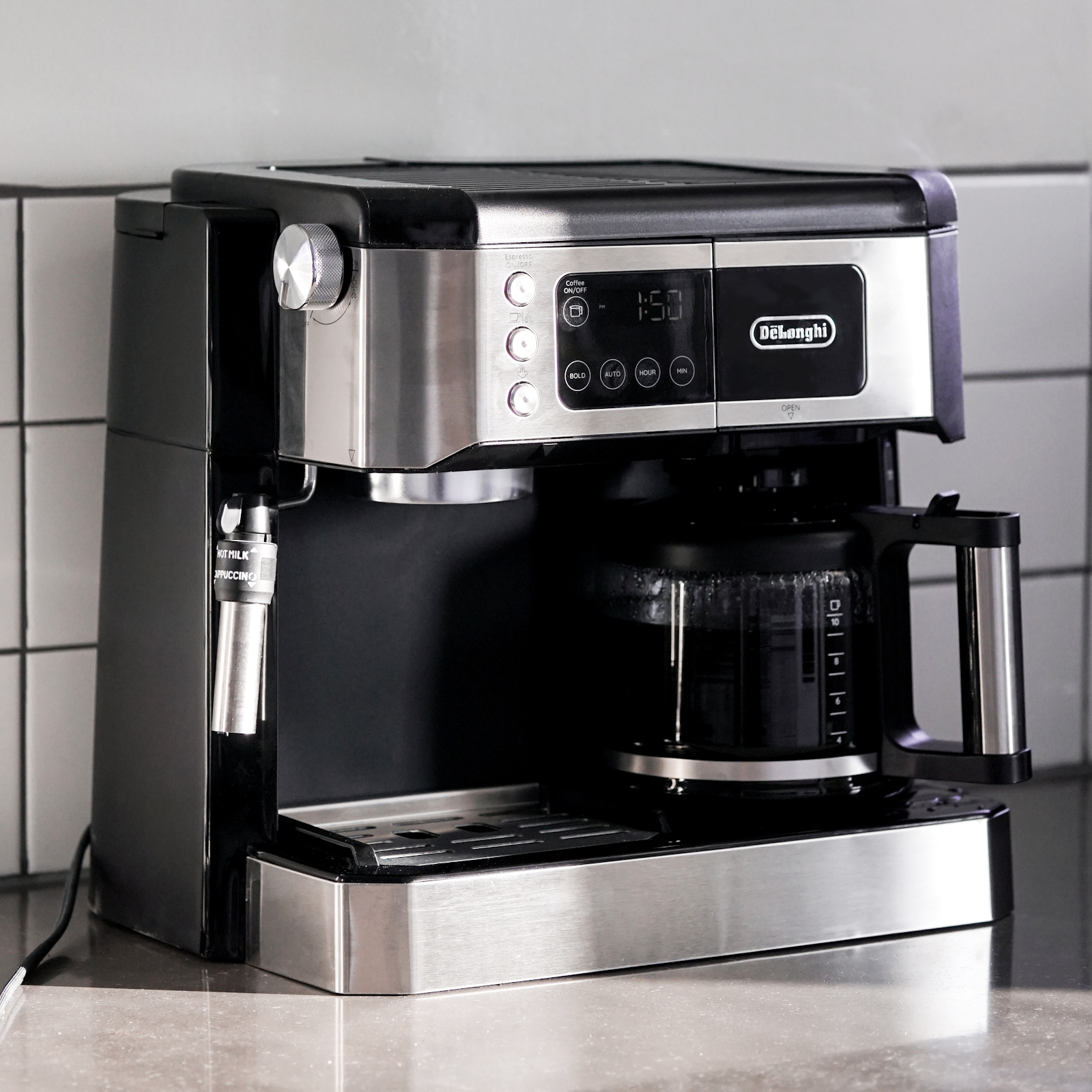 DeLonghi All in One COM532M review-16