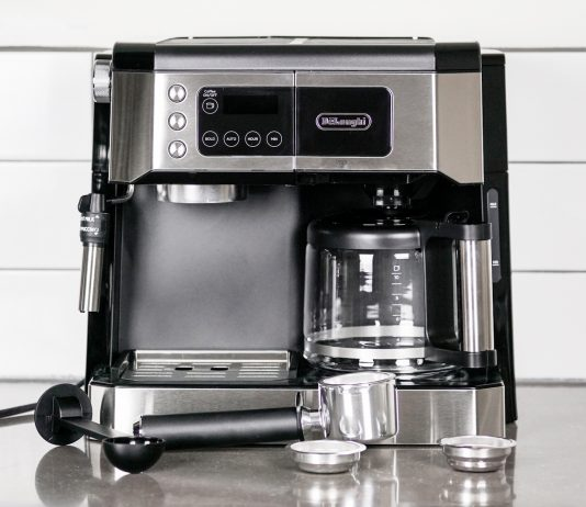 DeLonghi All in One review-7