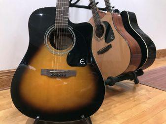FT100-CE Dreadnought acoustic guitar