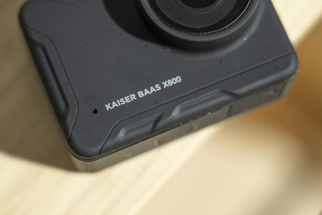 A close up photo of the Kaiser Baas X600