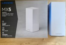 Linksys MX5 review