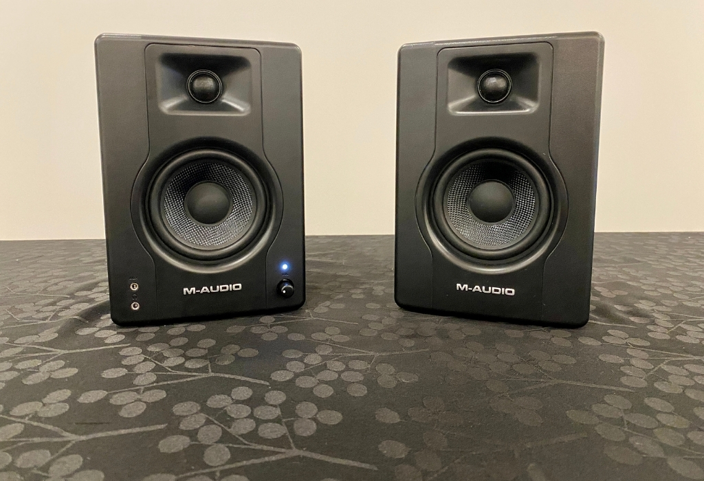 M-Audio BX3 and BX4 Banner