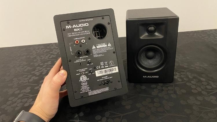 M-Audio BX3 and BX4 Design
