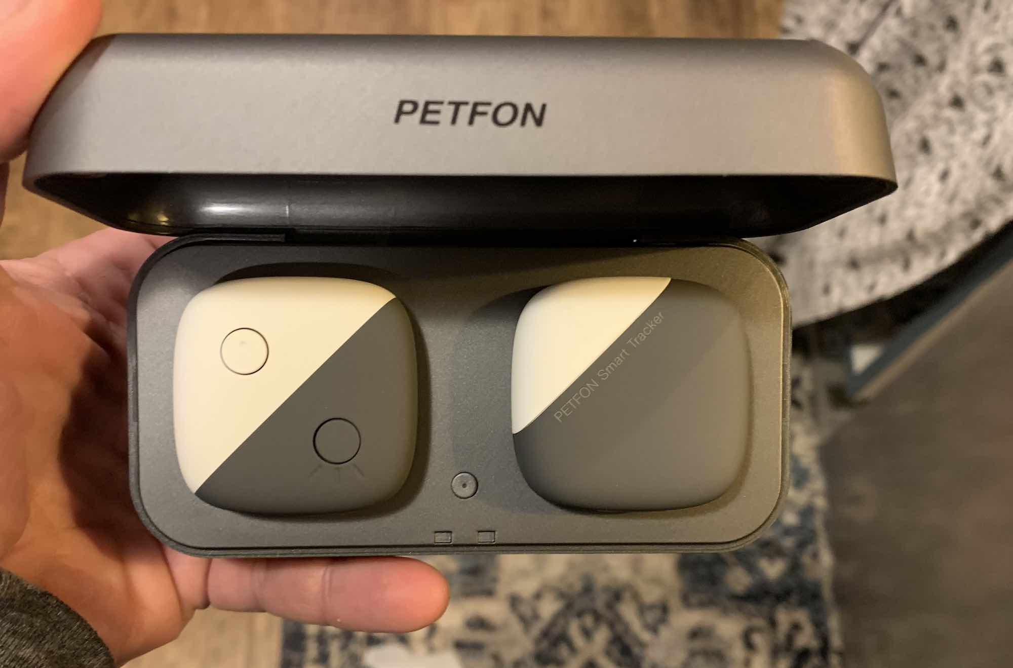 PetFon dog tracker case