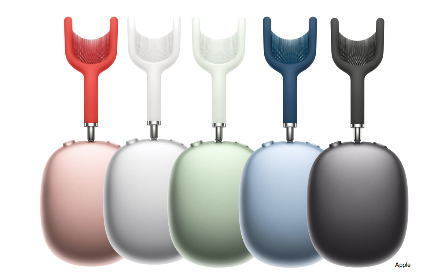 apple airpods max colours