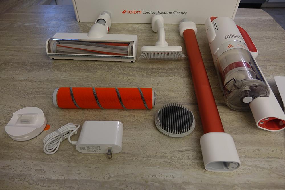 Roidmi S1 Special cordless stick vacuum parts